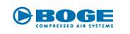 Distribuidor autorizado de BOGE, reparación y mantenimiento de compresores de aire BOGE, venta y alquiler de compresores BOGE