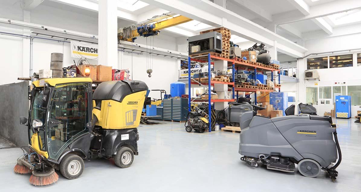 Servicio técnico en compresores de aire industriales en Gipuzkoa