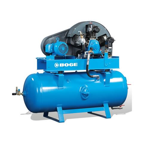 Erosi BOGE torlojuzko konpresoreak: doitasunik handiena, 2,2 - 355 kW