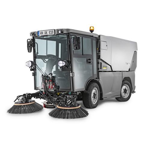 Comprar equipamiento municipal de limpieza urbana Kärcher