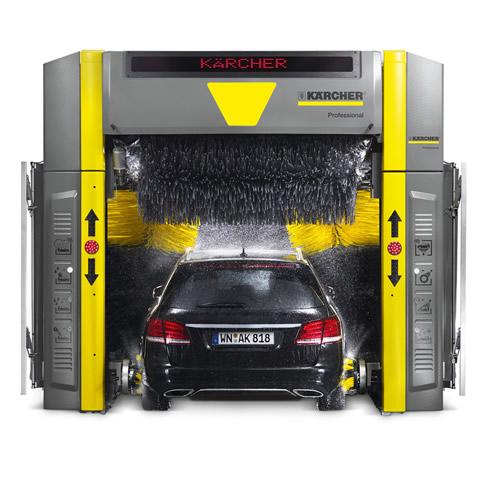Comprar puentes de lavado Kärcher para vehículos